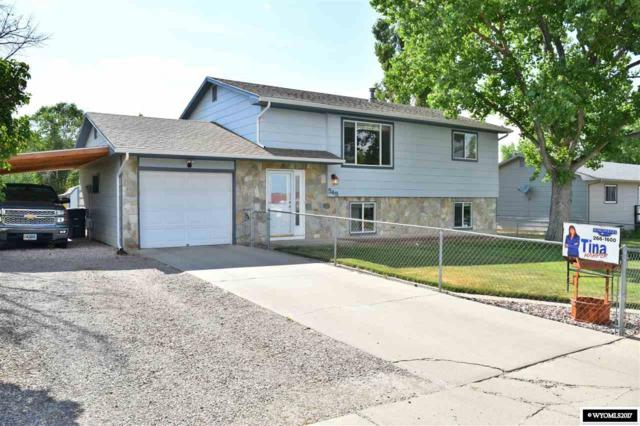 545 Arapaho, Glenrock, WY 82637 (MLS #20174623) :: RE/MAX The Group