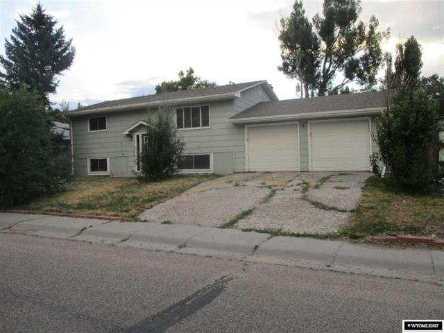 1814 Glendale Ave., Casper, WY 82601 (MLS #20174640) :: RE/MAX The Group