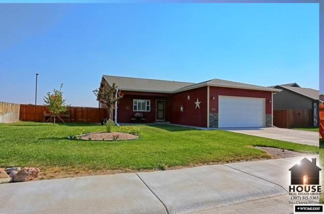 1833 Lakota Trl, Bar Nunn, WY 82604 (MLS #20174645) :: RE/MAX The Group