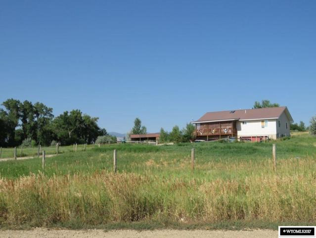 58 Del Ray Drive, Lander, WY 82520 (MLS #20174669) :: Lisa Burridge & Associates Real Estate