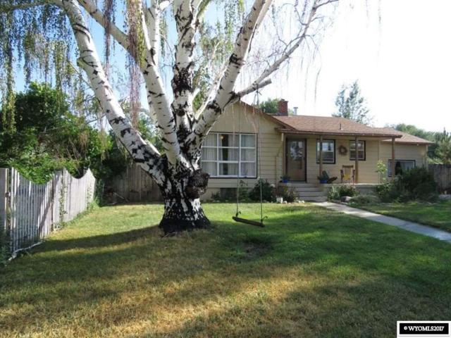 525 Shoshone Street, Lander, WY 82520 (MLS #20174670) :: RE/MAX The Group