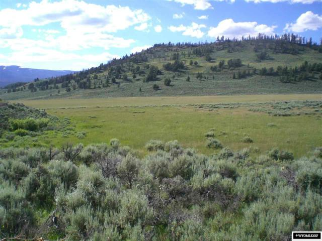 LOT 34 Long Creek Subdivision Drive, Dubois, WY 82513 (MLS #20174675) :: Lisa Burridge & Associates Real Estate