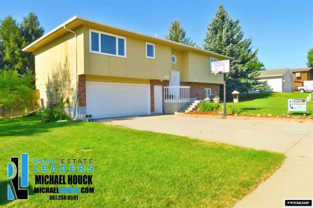 4911 E 17th, Casper, WY 82609 (MLS #20174679) :: RE/MAX The Group