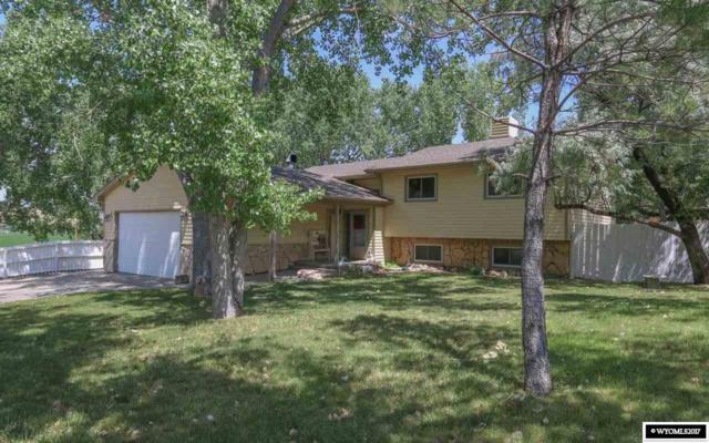 218 California Trail, Glenrock, WY 82637 (MLS #20174752) :: Lisa Burridge & Associates Real Estate