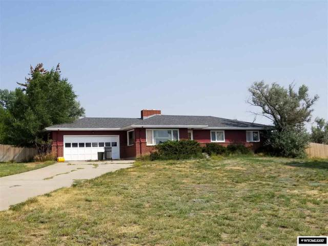 2145 Happy Hollow Circle, Rawlins, WY 82301 (MLS #20174952) :: Real Estate Leaders