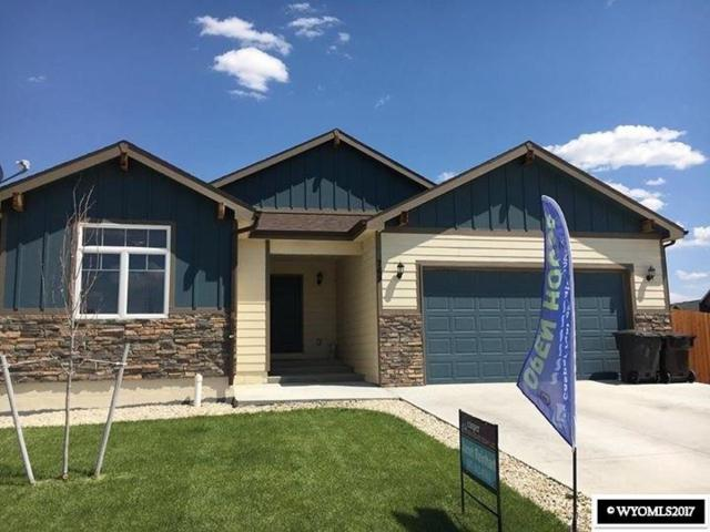 769 Whipsaw, Evansville, WY 82636 (MLS #20174980) :: Lisa Burridge & Associates Real Estate