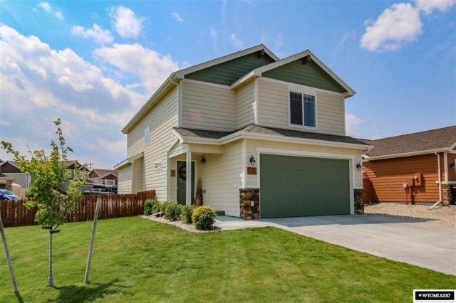 603 Toll Street, Evansville, WY 82636 (MLS #20175041) :: Lisa Burridge & Associates Real Estate