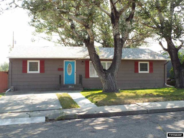 2139 S Jefferson, Casper, WY 82601 (MLS #20175072) :: Lisa Burridge & Associates Real Estate