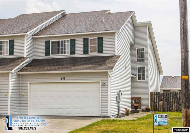 677 7th Street, Evansville, WY 82636 (MLS #20175129) :: Lisa Burridge & Associates Real Estate