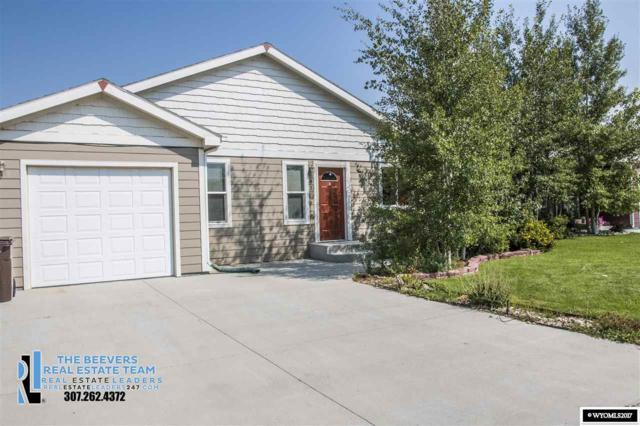 687 Bozeman Trail, Evansville, WY 82636 (MLS #20175130) :: Lisa Burridge & Associates Real Estate
