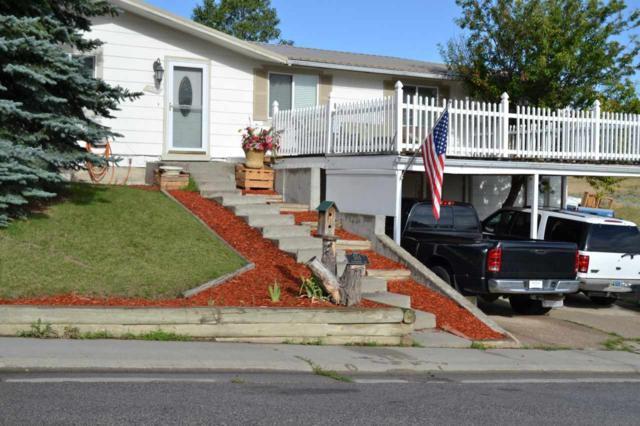 501 Shoshoni Trail, Glenrock, WY 82637 (MLS #20175181) :: Lisa Burridge & Associates Real Estate