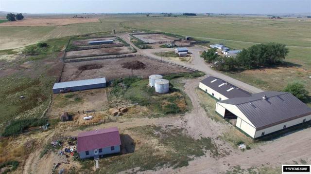 55 Dirt Rd, Riverton, WY 82501 (MLS #20175190) :: Lisa Burridge & Associates Real Estate