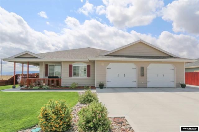 1713 Lakota, Bar Nunn, WY 82601 (MLS #20175210) :: Lisa Burridge & Associates Real Estate