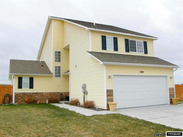 369 Miller Road, Glenrock, WY 82637 (MLS #20175398) :: Lisa Burridge & Associates Real Estate