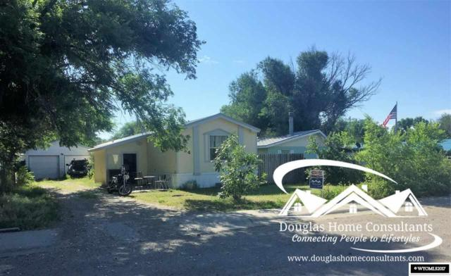 234 N 7th, Glenrock, WY 82637 (MLS #20175413) :: RE/MAX The Group