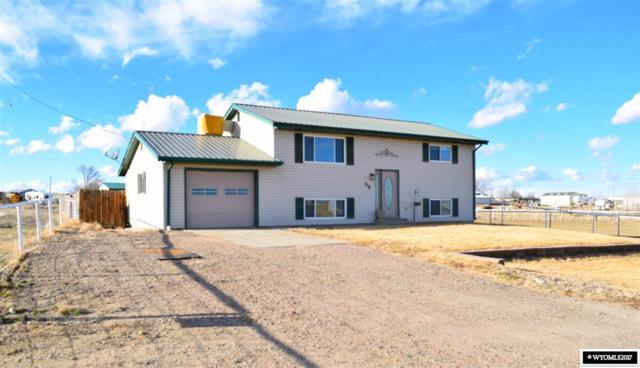 59 S Coyote Rd, Glenrock, WY 82637 (MLS #20175457) :: RE/MAX The Group