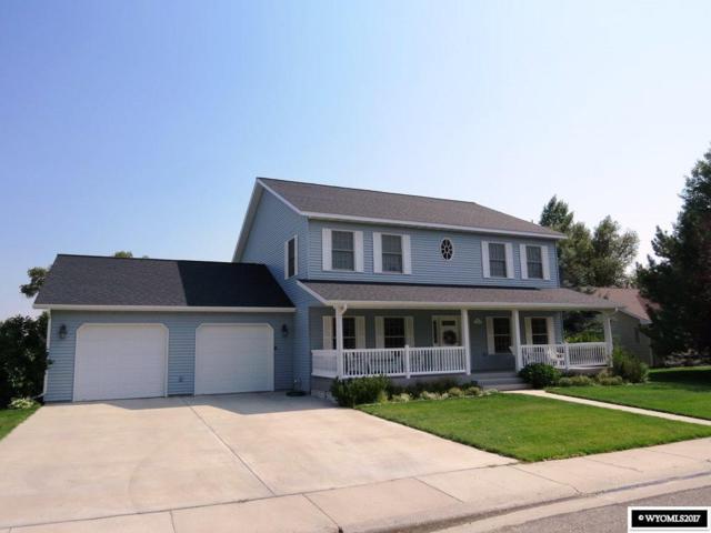 419 Spy Glass Circle, Riverton, WY 82501 (MLS #20175490) :: Lisa Burridge & Associates Real Estate