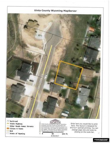 122 Red Hawk, Evanston, WY 82930 (MLS #20175515) :: Real Estate Leaders