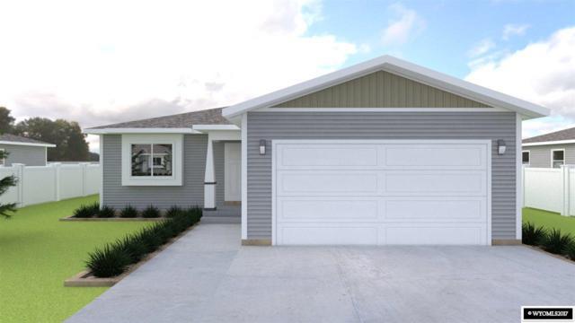 3727 Goshawk Drive, Rock Springs, WY 82901 (MLS #20175544) :: Real Estate Leaders