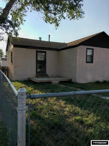 245 N 4th, Glenrock, WY 82637 (MLS #20175582) :: RE/MAX The Group