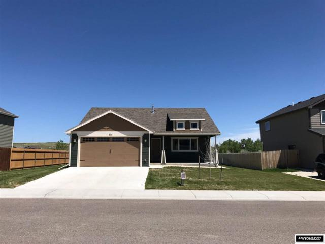 604 Toll Street, Evansville, WY 82636 (MLS #20175587) :: RE/MAX The Group