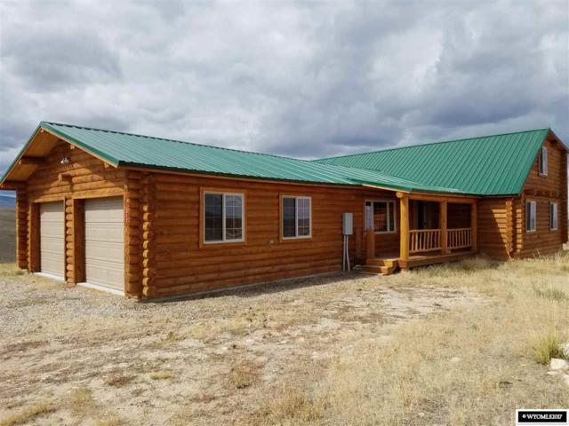 317 Rosewood, Lander, WY 82520 (MLS #20175618) :: Lisa Burridge & Associates Real Estate