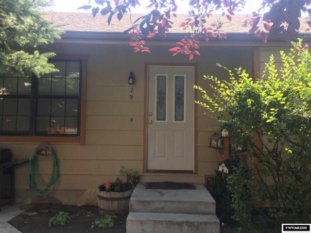 700 Shoshone #29, Green River, WY 82935 (MLS #20175630) :: Lisa Burridge & Associates Real Estate