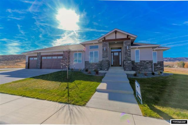 1725 Yesness Court, Casper, WY 82601 (MLS #20175695) :: RE/MAX The Group