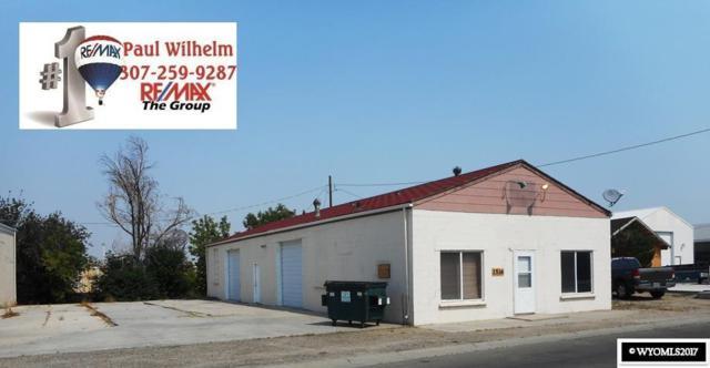 1516 Burlington, Casper, WY 82601 (MLS #20175701) :: RE/MAX The Group