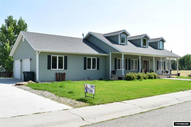 614 S 1st Street, Glenrock, WY 82637 (MLS #20175704) :: RE/MAX The Group