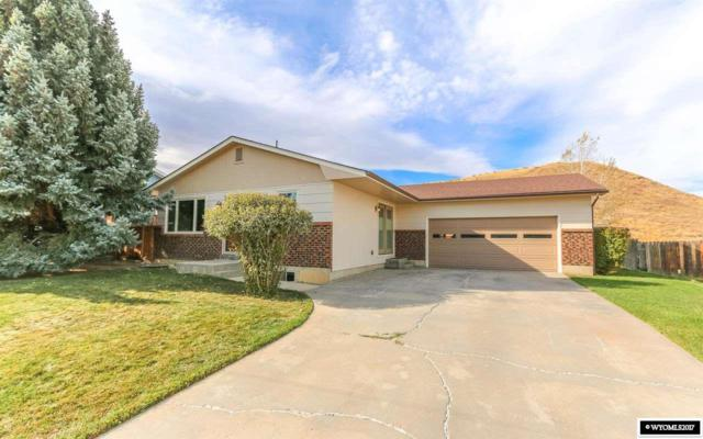 208 Columbine, Casper, WY 82604 (MLS #20175712) :: RE/MAX The Group