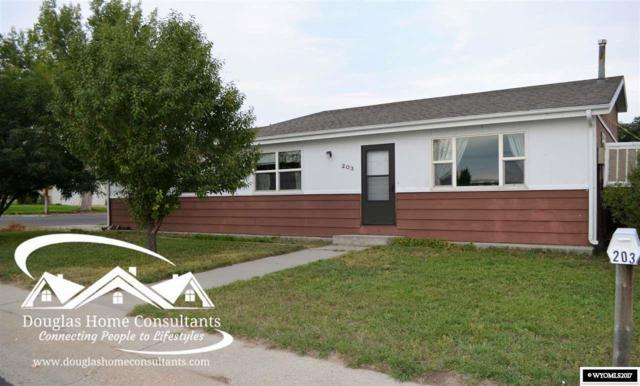 203 Jolley Avenue, Douglas, WY 82633 (MLS #20175713) :: Real Estate Leaders