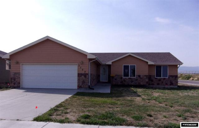 1173 6th Street, Evansville, WY 82636 (MLS #20175748) :: RE/MAX The Group