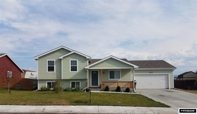 2121 Castlerock, Bar Nunn, WY 82601 (MLS #20175762) :: Lisa Burridge & Associates Real Estate