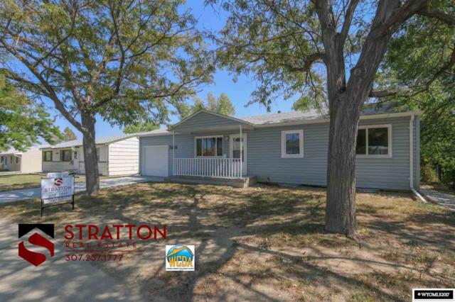 1615 S Fenway, Casper, WY 82601 (MLS #20175775) :: RE/MAX The Group