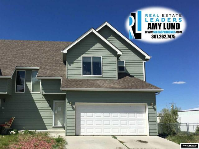 957 Bison Circle, Mills, WY 82644 (MLS #20175785) :: RE/MAX The Group