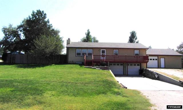 28 Lakeview Drive, Douglas, WY 82633 (MLS #20175792) :: RE/MAX The Group