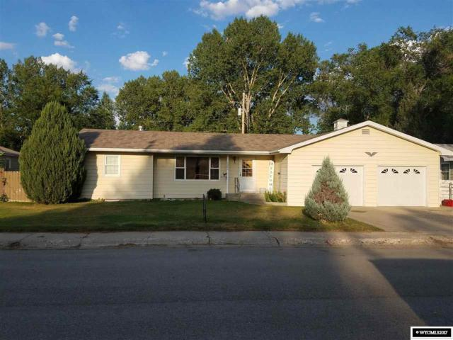 720 S 1st Street, Glenrock, WY 82637 (MLS #20175796) :: RE/MAX The Group