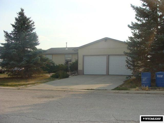 1010 Beryl Drive, Hanna, WY 82327 (MLS #20175829) :: RE/MAX The Group