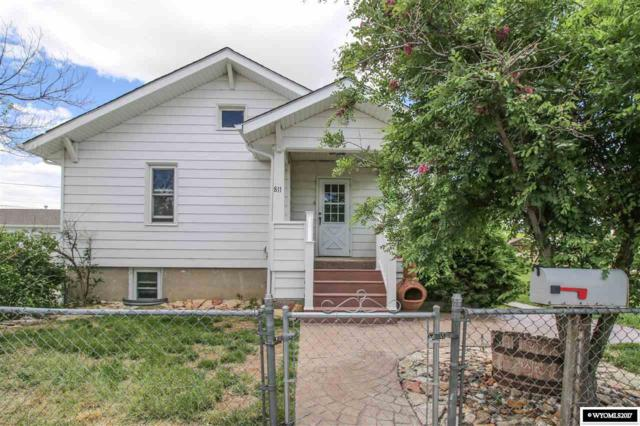 811 N Grant, Casper, WY 82601 (MLS #20175837) :: RE/MAX The Group