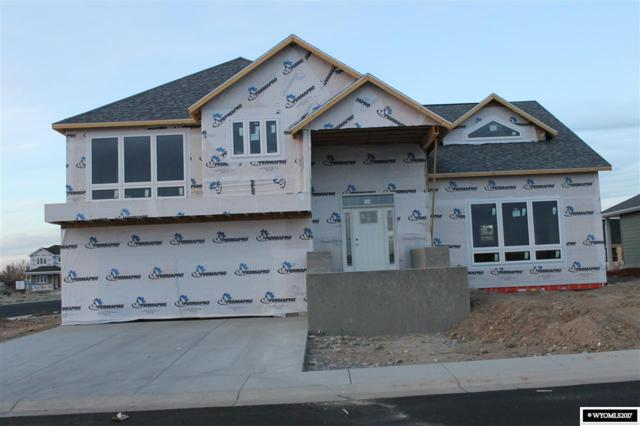 3101 Highland Ridge Way, Worland, WY 82401 (MLS #20175845) :: Lisa Burridge & Associates Real Estate