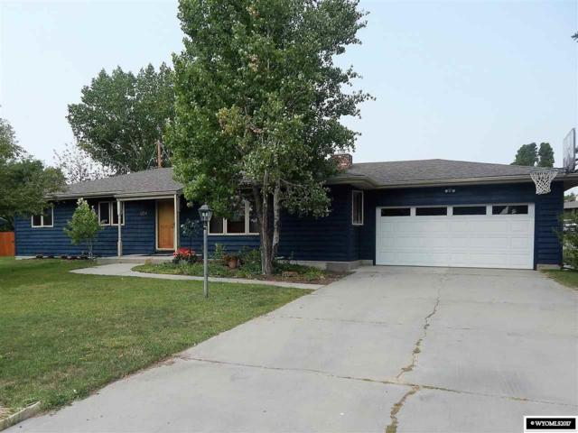1254 Birch, Douglas, WY 82633 (MLS #20175850) :: Real Estate Leaders