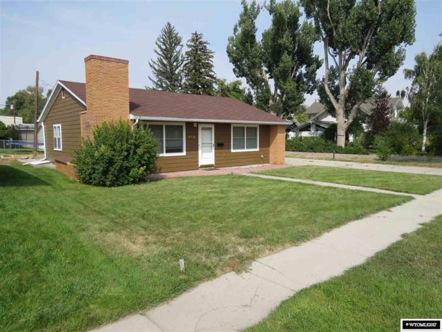 412 E Park, Riverton, WY 82501 (MLS #20175857) :: RE/MAX The Group