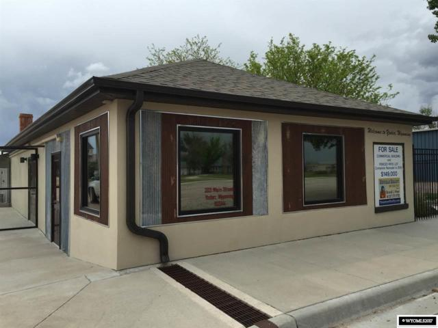 223 Main Street, Yoder, WY 82244 (MLS #20175876) :: RE/MAX The Group