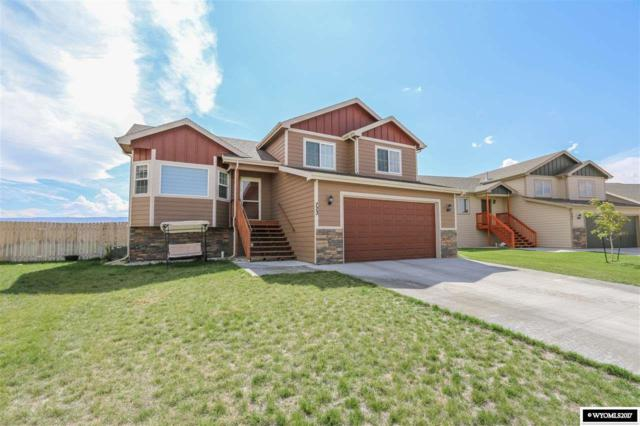 723 Camp Davis Circle, Evansville, WY 82636 (MLS #20175889) :: RE/MAX The Group