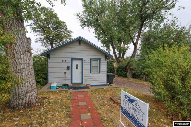 933 S Melrose, Casper, WY 82601 (MLS #20175890) :: RE/MAX The Group