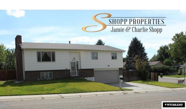 4061 Bretton Drive, Casper, WY 82609 (MLS #20175912) :: RE/MAX The Group