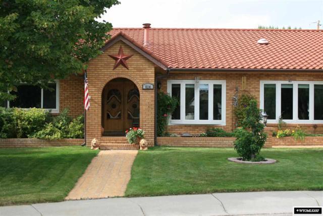 624 Grant Street, Douglas, WY 82633 (MLS #20175949) :: Lisa Burridge & Associates Real Estate