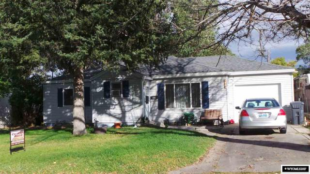 357 Clark St, Green River, WY 82935 (MLS #20175954) :: Lisa Burridge & Associates Real Estate