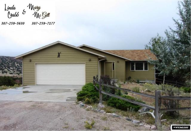 25820 Cedar Mesa Rd, Alcova, WY 82620 (MLS #20176041) :: RE/MAX The Group